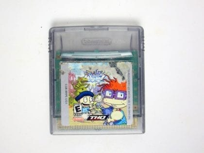 Rugrats in Paris game for Nintendo Game Boy Color -Loose