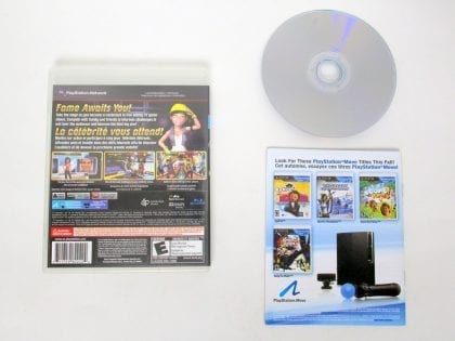 TV SuperStars game for Sony PlayStation 3   The Game Guy