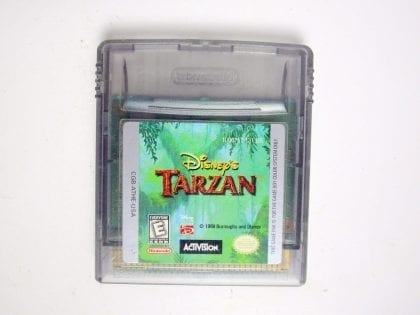 Tarzan game for Nintendo Game Boy Color -Loose