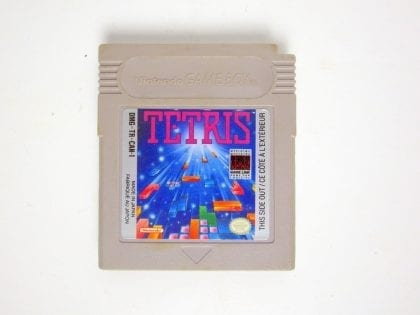Tetris game for Nintendo Game Boy -Loose