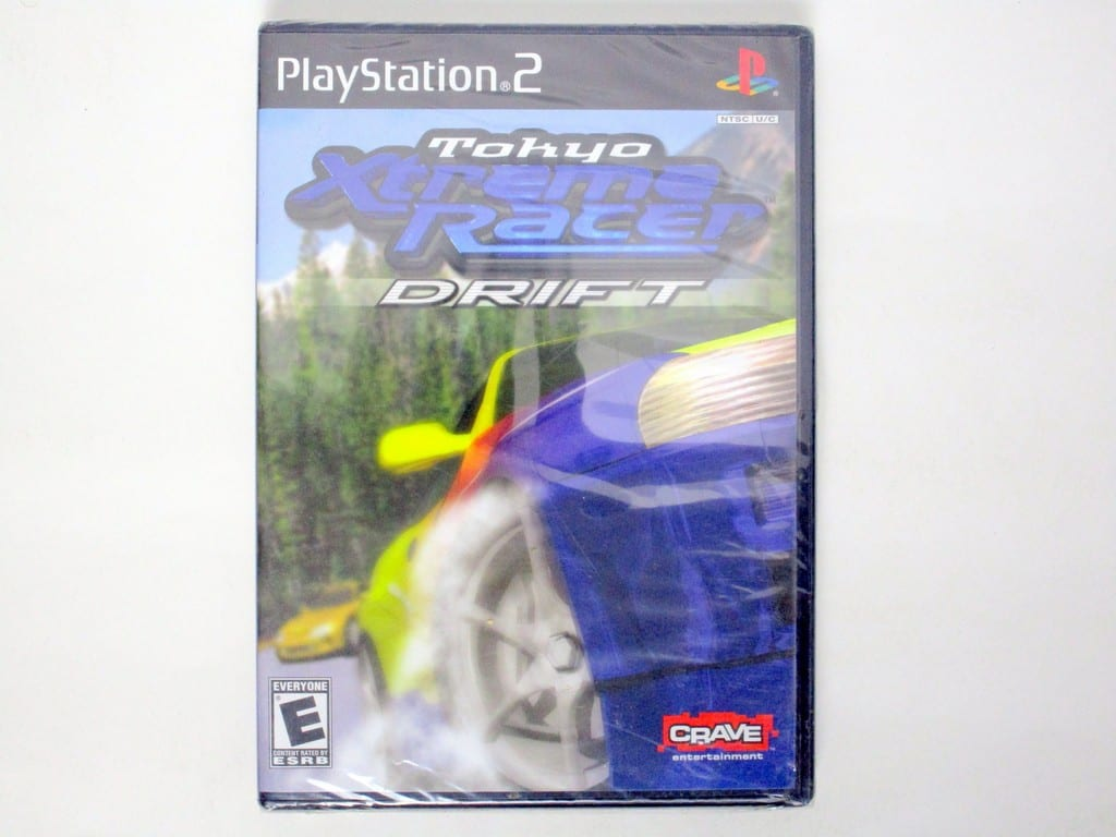 Tokyo Xtreme Racer Drift game for Sony PlayStation 2 -New