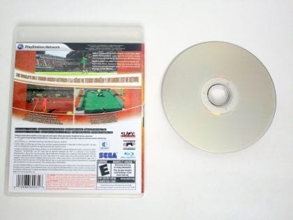 Virtua Tennis 2009 game for Sony PlayStation 3 | The Game Guy