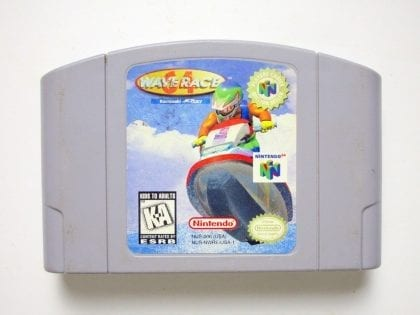 Wave Race 64 game for Nintendo 64 -Loose