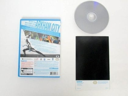 Batman: Arkham City Armored Edition game for Nintendo Wii U | The Game Guy