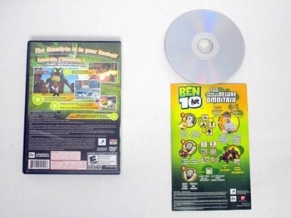 Ben 10 Protector of Earth game for Sony PlayStation 2   The Game Guy