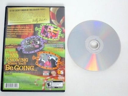Charlie and the Chocolate Factory game for Sony PlayStation 2   The Game Guy