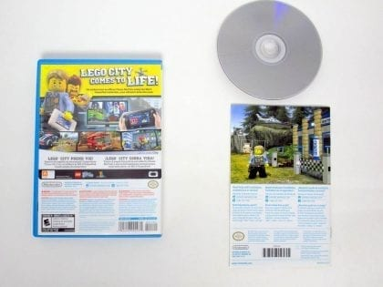 LEGO City Undercover game for Nintendo Wii U | The Game Guy