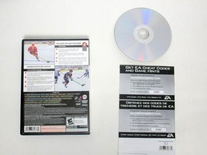 NHL 08 game for Sony PlayStation 2 | The Game Guy