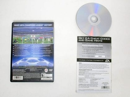 UEFA Champions League 2006-2007 game for Sony PlayStation 2 | The Game Guy