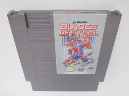 Blades of Steel game for Nintendo NES -Loose