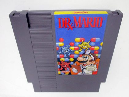 Dr. Mario game for Nintendo NES -Loose