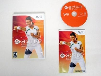 EA Sports Active game for Nintendo Wii -Complete
