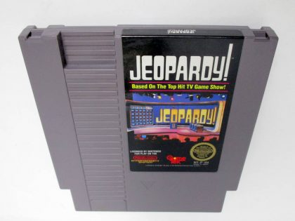 Jeopardy game for Nintendo NES -Loose