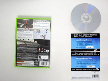 NHL 09 game for Microsoft Xbox 360 | The Game Guy