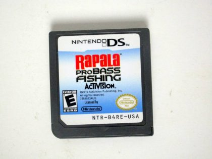 Rapala Pro Bass Fishing 2010 game for Nintendo DS -Loose