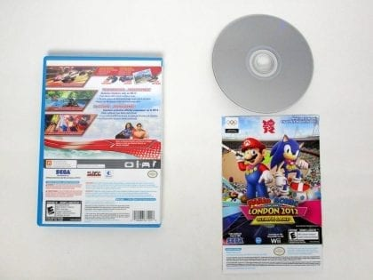 Sonic & All-Star Racing Transformed Bonus Edition game for Nintendo Wii U | The Game Guy