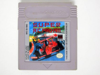 Super R.C. Pro-Am game for Nintendo Game Boy -Loose