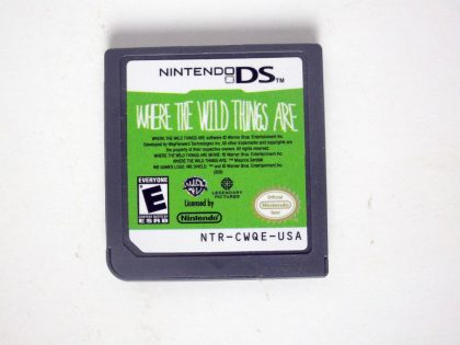 Where the Wild Things Are game for Nintendo DS -Loose