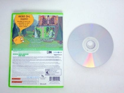 Adventure Time: The Secret of the Nameless Kingdom game for Microsoft Xbox 360 | The Game Guy