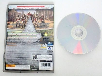 Assassin's Creed: Brotherhood game for Microsoft Xbox 360 | The Game Guy