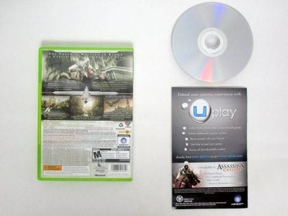Assassin's Creed II game for Microsoft Xbox 360 | The Game Guy