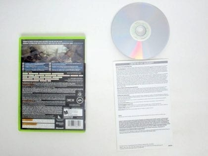 Battlefield 3 game for Microsoft Xbox 360 | The Game Guy