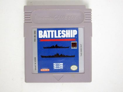Battleship (Original Gameboy) game for Nintendo Game Boy -Loose