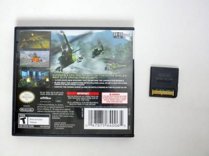 Call of Duty: Black Ops game for Nintendo DS | The Game Guy