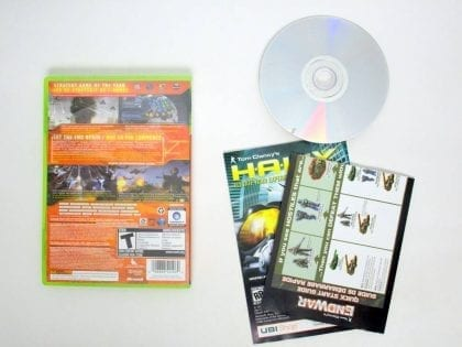 End War game for Microsoft Xbox 360   The Game Guy