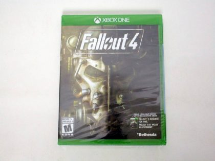 Fallout 4 game for Microsoft Xbox One -New