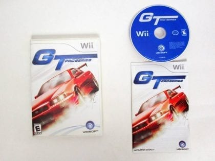 GT Pro Series game for Nintendo Wii -Complete