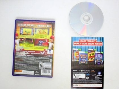 Hole In The Wall game for Microsoft Xbox 360   The Game Guy