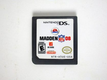 Madden 2008 game for Nintendo DS -Loose