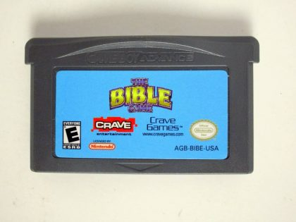 The Bible Game game for Nintendo Game Boy Advance -Loose