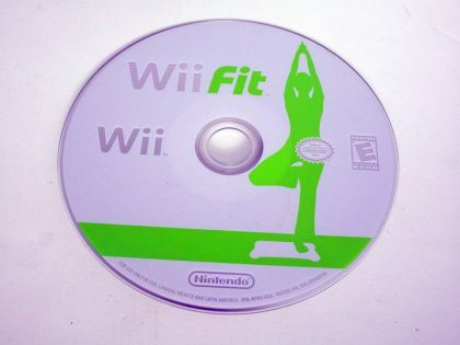 Wii Fit game for Nintendo Wii -Loose