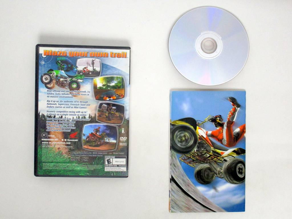 ATV Offroad Fury 2 game for Sony PlayStation 2 | The Game Guy