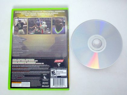 All Pro Football 2K8 game for Microsoft Xbox 360 | The Game Guy
