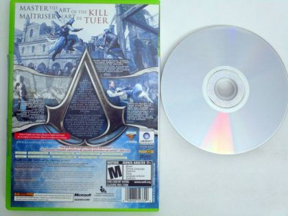 Assassin's Creed game for Microsoft Xbox 360 | The Game Guy