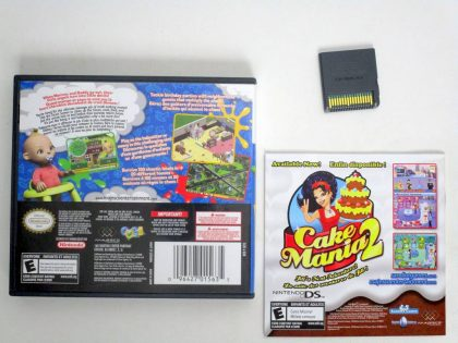 Babysitting Mania game for Nintendo DS | The Game Guy