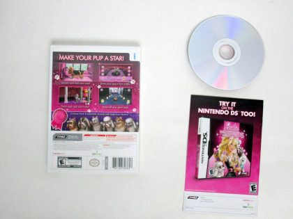 Barbie: Groom and Glam Pups game for Nintendo Wii   The Game Guy
