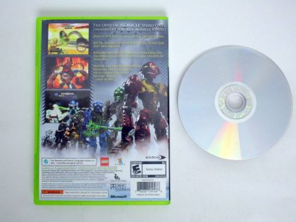 Bionicle Heroes game for Microsoft Xbox 360 | The Game Guy