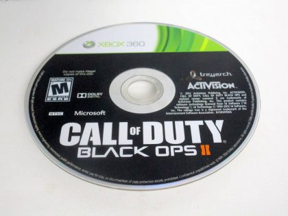 Call of Duty: Black Ops II game for Microsoft Xbox 360 -Loose