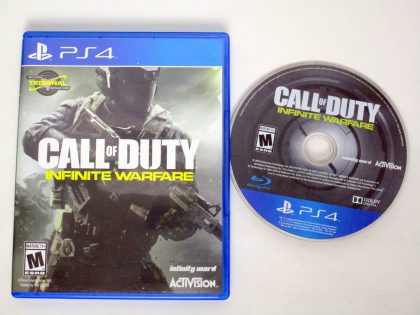 Call of Duty: Infinite Warfare game for Sony PlayStation 4 -Game & Case