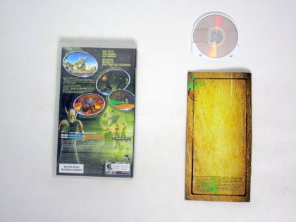 Daxter game for Sony PSP   The Game Guy