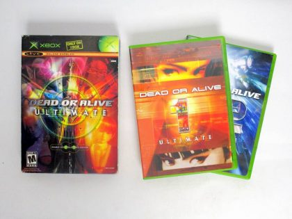 Dead or Alive Ultimate game for Microsoft Xbox -Complete