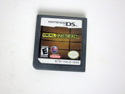 Deal or No Deal game for Nintendo DS -Loose