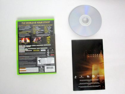 Def Jam Rapstar game for Microsoft Xbox 360   The Game Guy