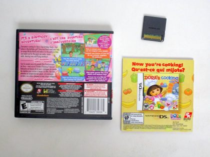 Dora's Big Birthday Adventure game for Nintendo DS | The Game Guy