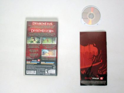 Dungeon Siege Throne of Agony game for Sony PSP   The Game Guy