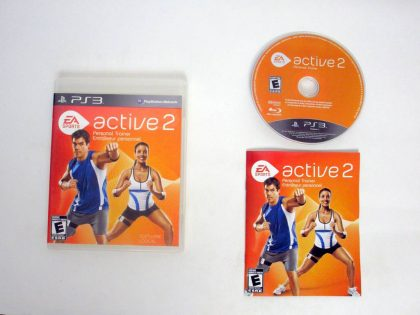EA Sports Active 2 game for Sony PlayStation 3 -Complete